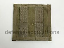 Allied Industries Horizontal MOLLE Adapter Tactical Attachment SFLCS KHAKI