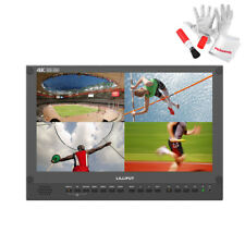 "LILLIPUT 15.6"" BM150-12G 3D LUT 12G-SDI 4X4K HDMI Broadcast Ultra HD + V Mount"