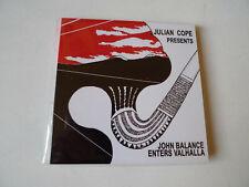 JULIAN COPE John Balance Enters Valhalla CD Head Heritage HH34 NEW COIL