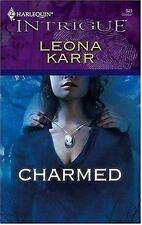 Charmed (Harlequin Intrigue #949) Romantic Suspen Mass Market Karr, Leona
