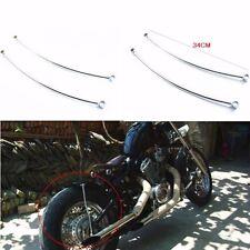 Rear Fender Rail Support Bracket Mount Holder For Harley Cruiser Custom Bobber