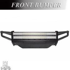 "FOR 2004-2008 DODGE RAM 1500 OFF ROAD FRONT BUMPER W/ 2x38"" RIGID LED LIGHT BARS"