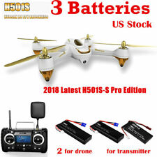 Hubsan X4 H501S PRO 5.8G FPV Quadcopter 1080P 4M Camera GPS Brushless RTF Drone