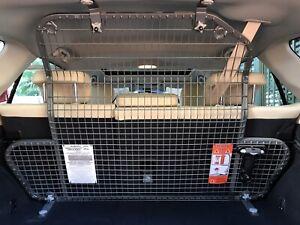Cargo barrier for Subaru Outback