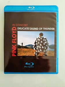 Pink floyd delicate sound of thunder. Blu-ray