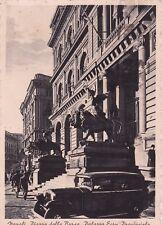 NAPOLI - Piazza della Borsa - Palazzo Econ.Provinciale 1938