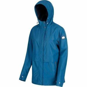 Womens Regatta Bidelia Light Golf Walking Waterproof Jacket Rain Coat RRP £80