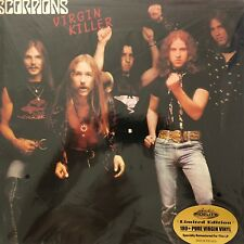 Virgin Killer by Scorpions(180g LTD Numbered Vinyl, Apr-2015, Audio Fidelity)