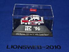 1:87 Herpa Alfa Romeo 155 V6 TI - ITC 96 - Alfa Corse - Nannini Nr.6   #003