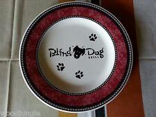 Vintage SYRACUSE CHINA BLIND DOG GRILL CHOP PLATE RESTAURANT WARE PLATTER