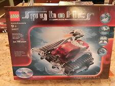 Lego Spybotics Snaptrax S45 (3807), Rare New in Sealed Box