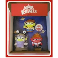 Disney Pixar Alien Remix 3-Pack Anger, Boo And Woody Action Figure Toy Kids Gift