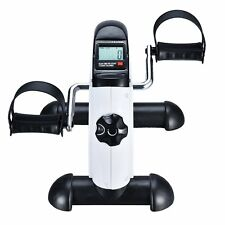 Cycle at Desk Portable Bike Exercise Pedal Exerciser Foot Arm Gym Office Home