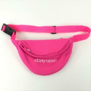 EBay Open Fanny Pack 2019 Neon Pink eBayana 1980s Party Mandalay Bay Las Vegas