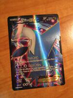NM FULL ART Pokemon LATIOS EX Card ROARING SKIES Set 101/108 XY Ultra Rare