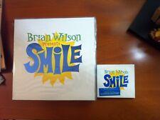 BRIAN WILSON - SMILE NUOVO - 2 LP EU NUOVO + 1 CD NUOVO