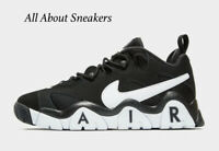 "Nike Air Barrage Low ""Black-White"" Men's Trainers Limited Stock All Sizes"