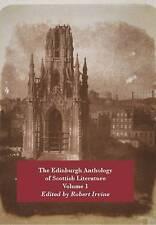 The Edinburgh Anthology of Scottish Literature Volume 1-ExLibrary