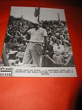 photo presse TENNIS..quotidien:CE SOIR.1946..