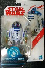 STAR WARS the last jedi figurine star wars R2D2 Force Link neuf