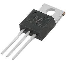 10 Pcs 600V 8A SCR Thyristor Sensitive Gate Triacs BT137-600E LW