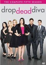Drop Dead Diva Complete Fifth Season 0043396444218 DVD Region 1