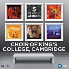 Choir of King's College, Cambridge : Choir of King's College, Cambridge: 5