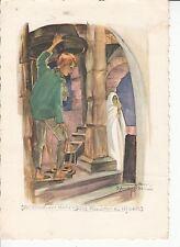AK Von einem, der auszog das Fürchten zu lernen, ca. 1940