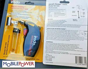 Iroda MJ-600 MICRO-THERM Cordless Butane Heat Gun