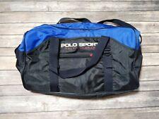 Polo Sport Ralph Lauren Duffle Bag Blue Colorway