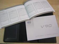 GENUINE VOLVO V90 HANDBOOK OWNERS MANUAL 2013-2017 INC SERVICE BOOK m93