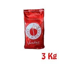 Caffè Borbone 3 kg Grani Miscela Red Rossa 100% Vero Espresso Napoletano