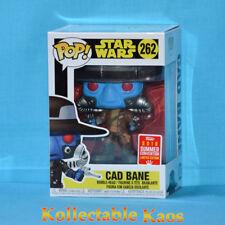 CAD Bane # 262 Star Wars 2018 Summer Convention Limited Edition Funko Vinyle Pop
