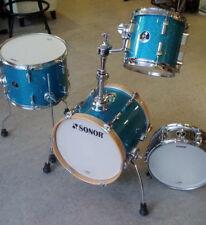 SONOR Schlagzeug Martini SE Special Edition Turqouis Galaxy Sparkle Finish