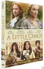 A Little Chaos [DVD PAL COLOR] Kate Winslet, Alan Rickman, BBC Period Drama