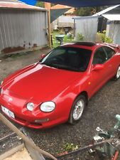 Toy Celica 1997, 5speed manual