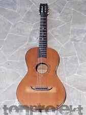 RARITÄT alte historische KASPAR TREIBER PARLOR Gitarre old guitar Mittenwald