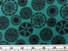 Benatex - Origins By Jennifer Young P797 Green - 100% Cotton Fabric