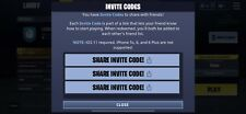 Fortnite Invite Codes with 1000 starting v bucks!!! iOS and androids