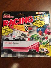 Racing Champions Inc Team Transport Semi Truck+Trailer + Car #15 Bud Moore