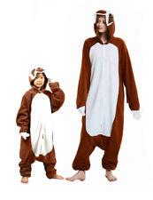 Adult Kigurumi Kids Cosplay Costume Pajamas One Piece Pyjamas Sloth Robe