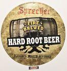 """Sprecher Brewing Co Hard Ginger Beer Metal Beer Sign 20"""" Diameter - Brand New!"""