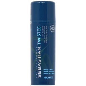 Sebastian Twisted Elastic Magnifier Cream 5oz w/Free Nail File