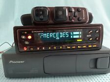 Pioneer KEH P 8200 RDS W Autoradio Wurzelholz & Cd Wechsler Rarität Vintage