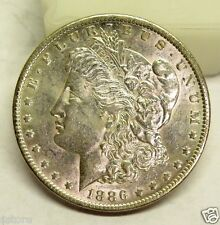 VERY RARE KEY DATE BU 1886-O MORGAN SILVER DOLLAR
