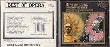 Various - Best Of Opera Feat. Mario Del Monaco - Worl Famous Masterpiece - 1211