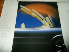 2007 Karmann Factory Calendar From Germany   LQQK!!!