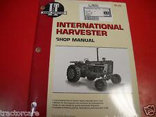 Farmall Ih Iampt Shop Service Manual 706 756 806 856 1206 1256 1456 2756 2806 Ih32