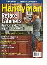 THE FAMILY HANDY MAN,   OCTOBER, 2013   ( TIPS FOR SMARTER REMODELING )