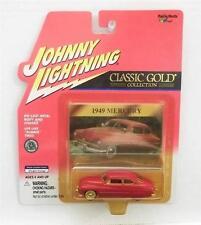 JOHNNY LIGHTNING 1949 MERCURY 49 SLED CLASSIC GOLD COLLECTION RARE VHTF NIP